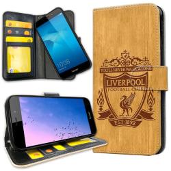 Huawei Y6 (2017) - Mobilfodral Liverpool