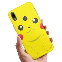 Huawei Y6 (2019) - Skal / Mobilskal Pikachu / Pokemon