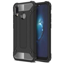 Huawei Y6 (2019) - Skal / Mobilskal Tough - Svart Svart