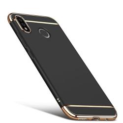 Huawei Y6 (2019) - Skal / Mobilskal Tunt - Svart Svart
