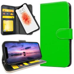 iPhone 11 Pro Max - Mobilfodral Limegrön