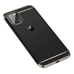 iPhone 11 Pro Max - Skal / Mobilskal Tunt - Svart Svart