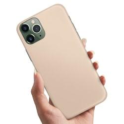 iPhone 11 - Skal / Mobilskal Beige