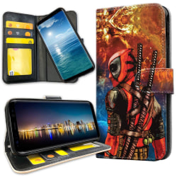iPhone 12 Pro - Mobilfodral Deadpool Space