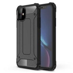 iPhone 12 - Skal / Mobilskal Tough - Svart Svart