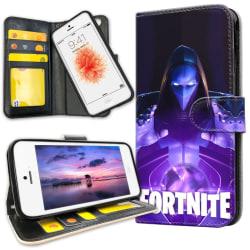 iPhone 5/5S/SE - Mobilfodral Fortnite