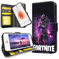 iPhone 5/5S/SE - Mobilfodral Fortnite