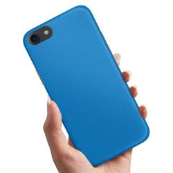 iPhone 5/5S/SE - Skal / Mobilskal Blå Blå