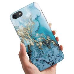 iPhone 5/5S/SE - Skal / Mobilskal Konstmönster