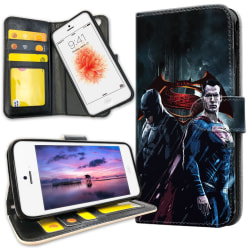 iPhone 5C - Mobilfodral Batman vs Superman