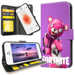 iPhone 5C - Mobilfodral Fortnite
