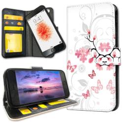 iPhone 6/6s Plus - Mobilfodral Naturligt Mönster