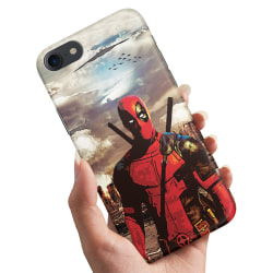 iPhone 6/6s Plus - Skal / Mobilskal Deadpool