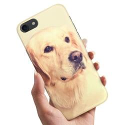 iPhone 6/6s Plus - Skal / Mobilskal Golden Retriever