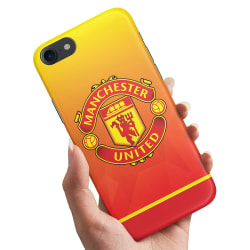 iPhone 6/6s Plus - Skal / Mobilskal Manchester United
