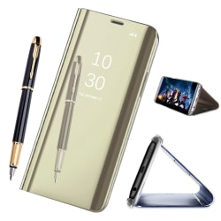 iPhone 7/8 Plus - Mobilfodral / Fodral Spegel - Guld Guld
