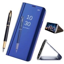 iPhone 7/8 Plus - Mobilfodral / Fodral Spegel - Mörkblå Blå