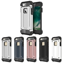 iPhone 7 / 8 - Skal / Mobilskal Tough - Flera färger Svart