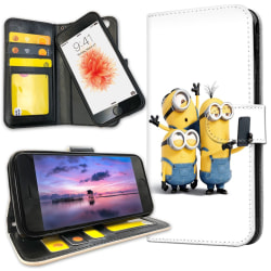 iPhone 7 Plus - Mobilfodral Minions