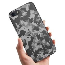 iPhone 7 - Skal / Mobilskal Kamouflage