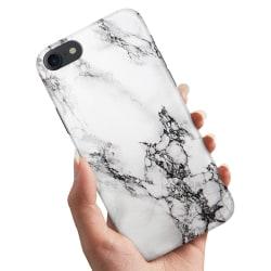 iPhone SE (2020) - Skal / Mobilskal Marmor