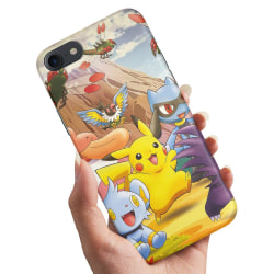 iPhone SE (2020) - Skal / Mobilskal Pokemon