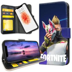 iPhone X - Mobilfodral Fortnite