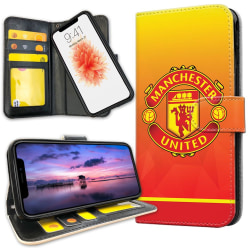 iPhone X - Mobilfodral Manchester United