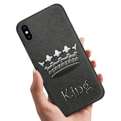 iPhone XS Max - Skal / Mobilskal King