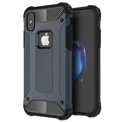 iPhone XS Max - Skal / Mobilskal Tough - Mörkblå Mörkblå