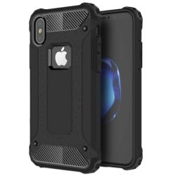 iPhone XS Max - Skal / Mobilskal Tough - Svart Svart