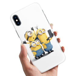 iPhone XS - Skal / Mobilskal Minions