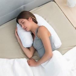 Kudde för Sidosovare - Sova på sidan