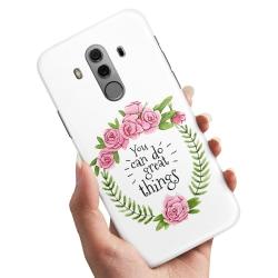 LG G4 - Skal / Mobilskal Great Things Citat