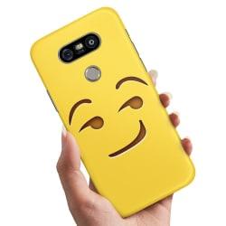 LG G5 - Skal / Mobilskal Emoji / Smiley