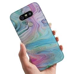 LG G5 - Skal / Mobilskal Målarfärg Mönster