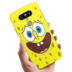 LG G5 - Skal / Mobilskal Svampbob