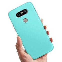LG G5 - Skal / Mobilskal Turkos