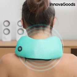 Massagekudde - Masserar nacke, axlar & rygg - Massage