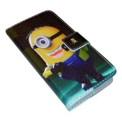 Minions Samsung Galaxy S6 Edge Fodral Dumma Mej