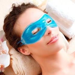 Ögonmask av Gel / Gelmask - Svalkande Mask för Ögon