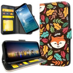 OnePlus 5 - Mobilfodral Lövmönster