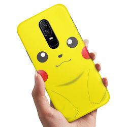 OnePlus 6 - Skal / Mobilskal Pikachu / Pokemon