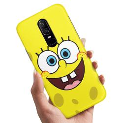 OnePlus 6 - Skal / Mobilskal Svampbob
