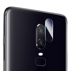 OnePlus 6 - Skärmskydd Kamera / Skyddsglas - Härdat