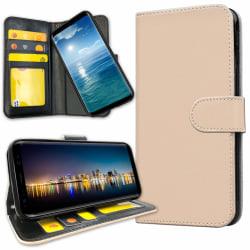 OnePlus 6T - Mobilfodral Beige