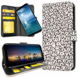 OnePlus 6T - Mobilfodral Kattgrupp