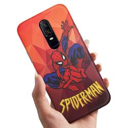 OnePlus 7 - Skal / Mobilskal Spider-Man
