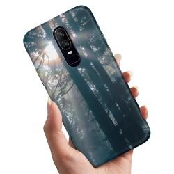 OnePlus 7 - Skal / Mobilskal Sunshine