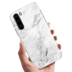 OnePlus Nord - Skal / Mobilskal Marmor